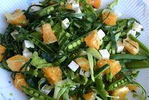 Salat snacks / Snacks