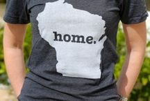 It's Wisconsin! / Wisconsin natives showing their State pride.