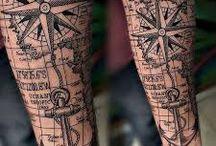 tattoo geometrici