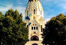 Churches in Leipzig / The most beautiful churches and chapels in Leipzig.