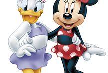 Minnie e margarida