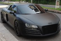 My dream car / Audi R8