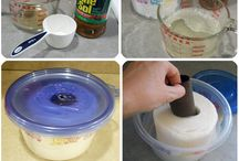 Diy cleaning / by Grace Joy Martinez