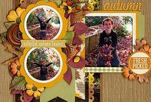 Page d'automne