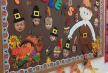 November decorations