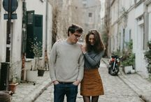 Couple shoots - clothing