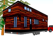 Small House on Wheels