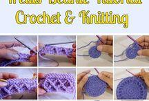 Crochet- Hats/Mitts