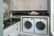 Laundry Room / by Katie McGlauchlin