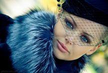 голубоглазые красотки