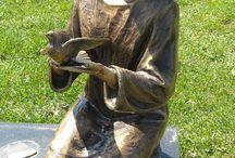 Скульптуры и фигурки