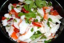 Recipes Fish & seafood / by Lynn Werner