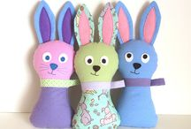 Stuffed toys / Cute little toys to make