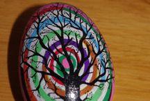 Artesanía en piedra. / Artesanía en piedra.