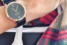 The Alfex Family / Our timepieces, day by day!