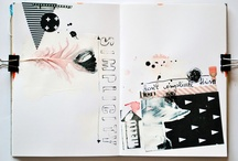 Smashbook, Art Journal, Notebook