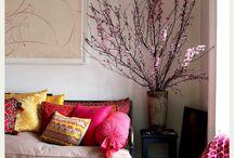 avon spring decor