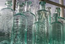 Antique Bottles / by Beth Hughes Kautz