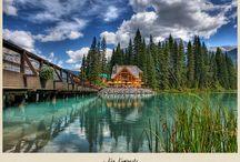 British Columbia & Alberta, Canada