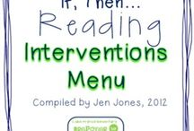 Reading lessons / by Heather Long Helms