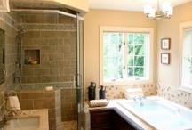 Bathroom remodel / by Kristin Georgevitch Crowder