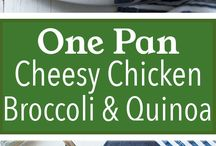 One Pan Dishes