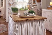 Cottage Ideas / by Angela Miller
