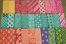 Batik cap Karoenggaya / Fashion