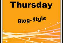 Linky Parties, Blog Hops and Roundups!