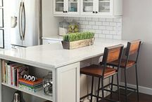 Kitchen ideas / by Kim Phillips