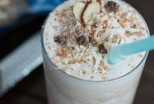 Protein shakes / by Candy Noe