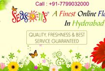 Send Flowers To Hyderabad With Seasons / Seasons florist a most reputed name in florist field provide top quality services related to flower deliver like same day, mid night, last minute and so on. So if anyone are looking for flower delivery in Hyderabad then please visit our website.