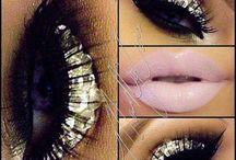 Glitter Makeup / by Melissa Barrella Williams
