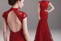 Chinese Wedding Dress