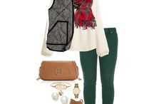 Fall Clothing / by Hannah Evatt
