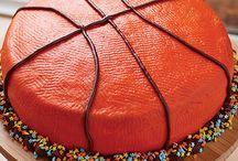 Basketball Baby Shower / by Alma Valenzuela