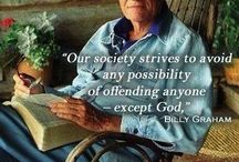Billy Graham  / by Debbie Parrish