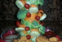 BTouches - Christmas Party Ideas - Foods & Decorations / Great ideas for your Christmas Party / by Beautiful Touches