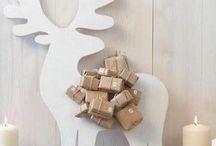 ღ Noël Scandinave ღ / Décorations pour Noël scandinave