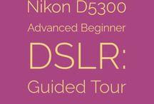 Nikon / Needing to study
