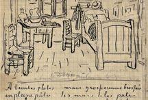 van Gogh - Dibujos