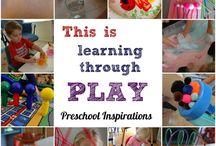 Learning Through Play- Practices (EYLF)