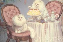 коты коты и ещё раз коты