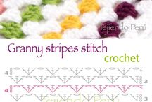 Crochet Stitch ideas