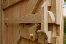 Board (3) / wooden stuff
