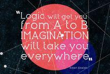 Einstein! / by Mary Dunlop