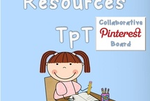 Free Spelling Resources TpT / A collaborative Pinterest board for free Spelling resources from Teachers Pay Teachers. Please contact me via my TpT store should you need an invite - http://www.teacherspayteachers.com/Store/Clever-Classroom  Emma - Clever Classroom / by Clever Classroom