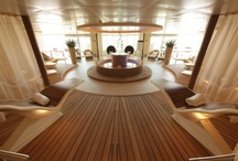 Spa & Relaxation / Relax with Seabourn at our onboard pools and spas! / by Seabourn Cruise