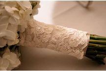 Crafts from Wedding Dress