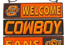 Game Day! / Love me some sports! #Big12 #SEC #MLB #NFL #MLS  #OSU  #KU  #rockchalk  #Okstate #Chiefs #Royals #SKC #SportingKC #Cowboys